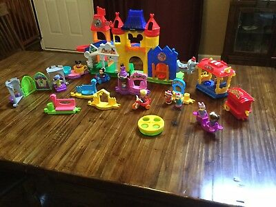 fisher price little people Magic Of Disney Collection 24 Piece Set