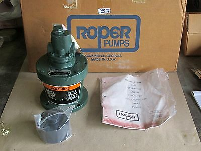 +New In Box Roper V10 Magnetic Drive Gear Pump Fig. V10R1Ancdlh  Type 1