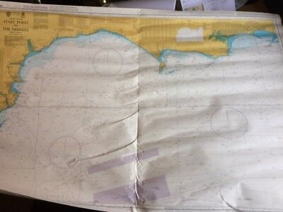 Admiralty Chart 2454 UK - ENGLISH CHANNEL, START POINT to NEEDLES