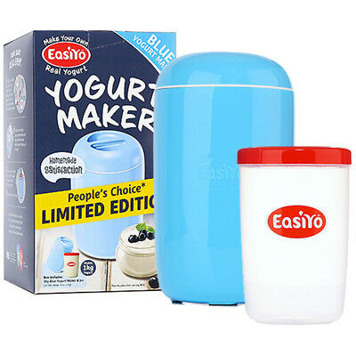EasiYo Yogurt Maker - Sky Blue - New Shape