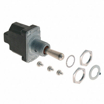 HONEYWELL 1NT1-7 Toggle Switch, SPDT, Mom On/Off/Mom On