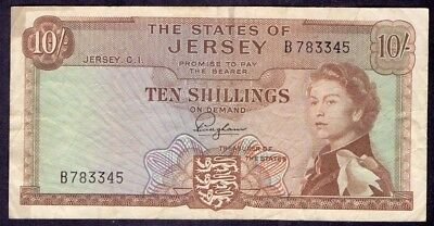 10 Shillings From Jersey