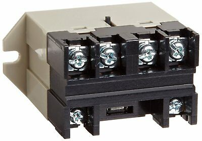 OMRON G7L-2A-BUBJ-CB-DC24 Enclosed Power Relay, 25A, 24VDC, DPST