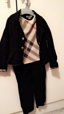 burberry girls clothes