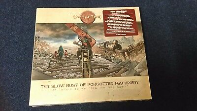 The Tangent - The Slow Rust Of Forgotten Machinery (CD 2017) Spl edition + Bonus