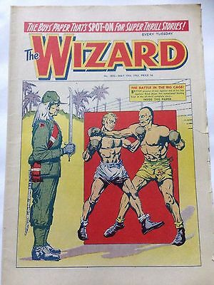 DC Thompson. THE WIZARD Comic May 19th 1962. Issue 1892 *Free UK Postage*