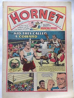 DC Thompson. THE HORNET Comic December 7th 1963. Issue 13 *Free UK Postage*