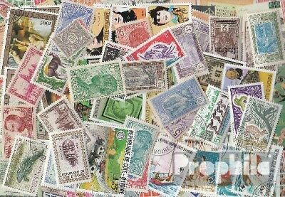 The Ivory Coast 50 different stamps