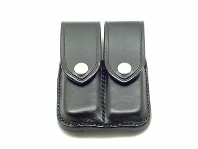 Leather Magazine Holder fits SIG P225 P239 S&W 39 439 Colt H&K
