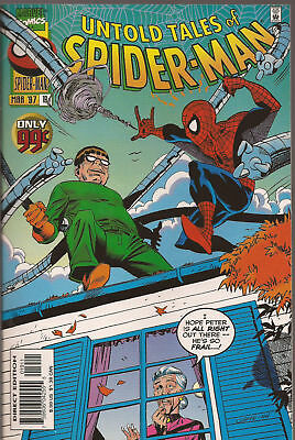 Untold Tales Of Spider-Man # 19 Vf/nm