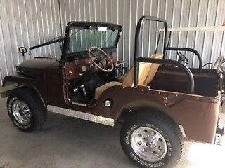 1956 Willys 439  1956 Willys Jeep