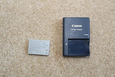 Canon NB-5L Li-Ion Camera Battery and CB2LX Charger