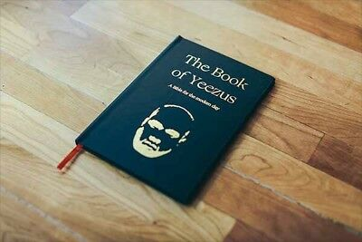 The Book of Yeezus Bible for the Modern Day **ships from USA***