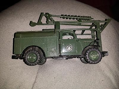 Yorkshire Company TOY BELL System telephone 1985 POWER WAGON HEAVY METAL TRUCK