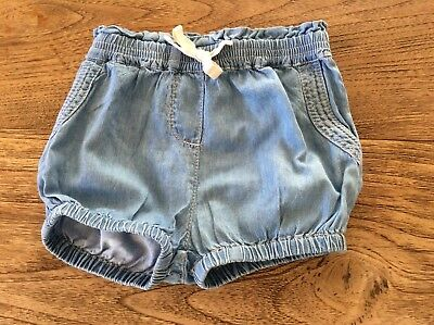 Baby girl shorts/bloomers - Country Road - size 18-24 months