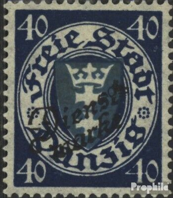 Gdansk D49a used 1924 service mark