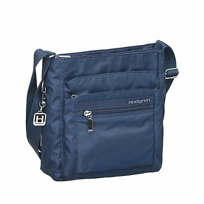 Hedgren Orva Crossover Bag with RFID Protection, Womens, One Size Dress Blue