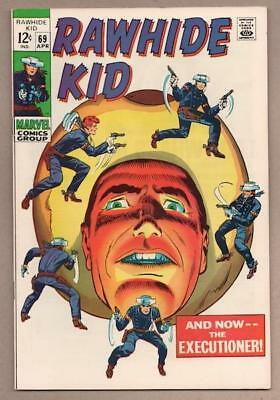 Rawhide Kid #69 - 9.2 Near Mint - Original Owner Collection