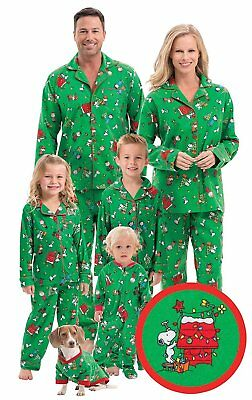 New Christmas Family Matching Pajamas Set Men Women Kids Baby Sleepwear Pyjamas