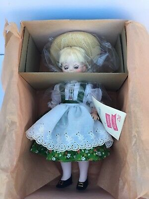 Madame Alexander Heidi Doll 1580 Original Box Vintage Pristine Condition