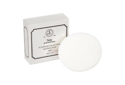 Taylor of Old Bond Street Platinum Collection Shave Soap Refill 100g