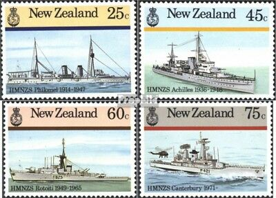 New Zealand 945-948 (complete issue) unmounted mint / never hinged 1985 marine