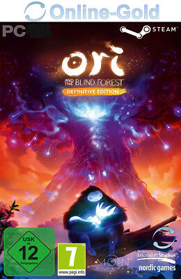 Ori and the Blind Forest - Definitive Edition Key - Steam - PC Game Code DE/EU