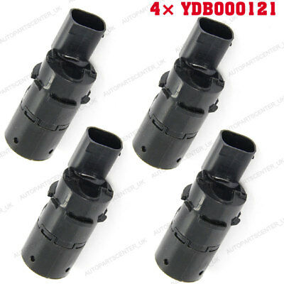 4PC×New Parking PDC Sensor For LAND ROVER Range Rover MKIII (LM) L322  YDB000121