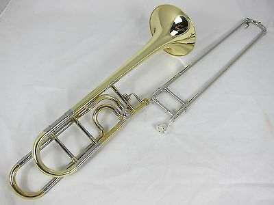 Jupiter JSL636L Large Bore Bb/F Trombone - Lacquer (new instrument)