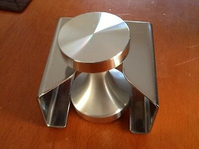 Coffee Tamper 58mm / 52mm Plus stand
