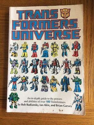 Transformers Universe Guide