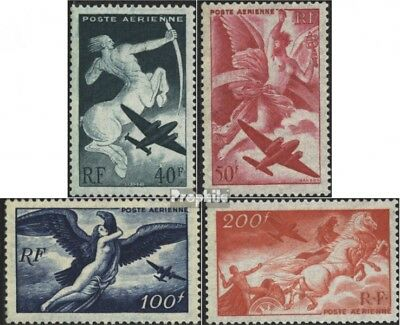 France 748-751 (complete issue) unmounted mint / never hinged 1946 Airmail
