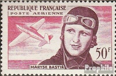 France 1052 (complete issue) unmounted mint / never hinged 1955 Airmail