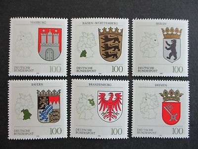 Germany Stamps MNH - Excellent Items, Must Have! (7033)