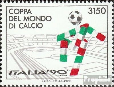 Italy 2049 (complete issue) unmounted mint / never hinged 1988 Football-WM