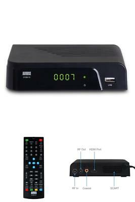 Freeview HD Box Recorder 1TB With PVR HDMI Set Top Box No Subscription UK Fast
