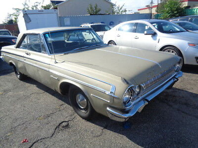 1964 Dodge Polara 500 1964 Dodge Polara 500 2 Door  383 V8  Bucket seats & Console
