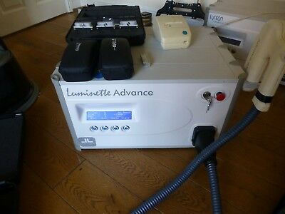 Lynton Let Q Nd Yag Laser  Tattoo Removal Beauty Machine. Serviced & Warranty