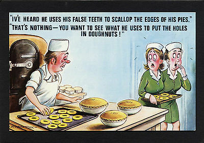 Postcard BAMFORTH COMIC No 1035 MINT ORIGINAL