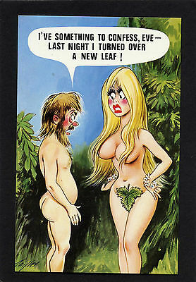 Postcard BAMFORTH COMIC No 342  MINT ORIGINAL