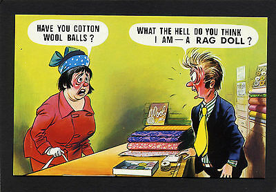 Postcard BAMFORTH COMIC No 2083 MINT ORIGINAL