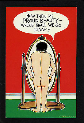 Postcard BAMFORTH COMIC No 170  MINT ORIGINAL
