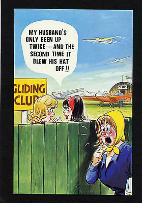 Postcard BAMFORTH COMIC No 2088 MINT ORIGINAL