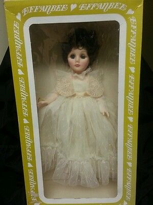"""Effanbee 11"""" Jacqueline Grandes Dame's Doll Collectible"""
