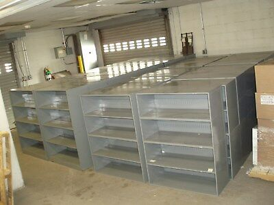 Metal Shelving (Lot Of) Pick Up Only