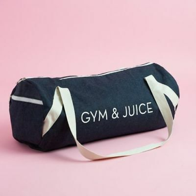 New Private Party Gym Yoga Bag - Gym and Juice!  Fabfitfun