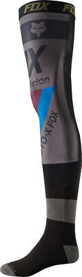 Fox Racing Mens Proforma Draftr Knee Brace Socks Pair