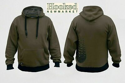 Sticky Baits Green Pullover Hoody *Various sizes*- NEW FOR AUTUMN 2017