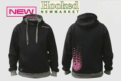 Sticky Baits Black Pullover Hoody *Various sizes*- NEW FOR AUTUMN 2017