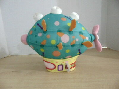 In The Night Garden Ninky Nonk Pinky Ponk Airship Hot Air Balloon Real Sounds